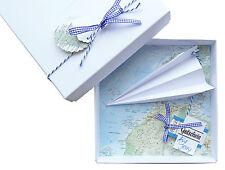 Geldgeschenk Verpackung Reise Gutschein Geschenk Geburtstag Hochzeit Geld