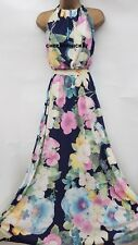 BNWT Monsoon Camilla Floral Maxi Dress Sz 14 Wedding/Party/Cruise/Holiday
