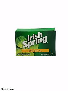 Irish  Spring Soap  3x104.8g Bar