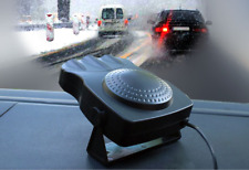 12V 150W Car Vehicle Portable Heater Heating/Cool Fan Window Defroster Demister