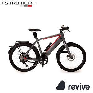 Stromer ST2 S 2018 E-Trekking Bike Grau RH 43 S-Pedelec Fahrrad
