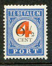PORT 29 , 4 OP 6½ CT. POSTFRIS MET ORIGINELE GOM    ZA865