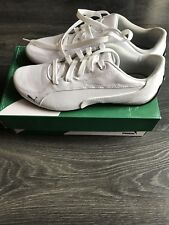 Puma Drift Cat 5 Carbon - 7.5 US Size for Mens - White Shoes Sneakers