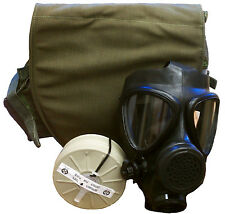 Israeli M-15 Gas Mask with Carry Bag