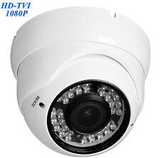 HD TVI 1500P Dome Camera 3MP 1/3 Sony CMOS Varifocal 2.8-12mm LED Rs OSD USA New