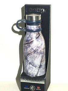 Contigo Thermalock Vacuum Insulated Stainless Steel Water Bottle 20 oz Time Worn