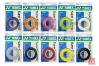 Yonex Super Grap Overgrip (Pack of 3 Grips) - Choice of Colours
