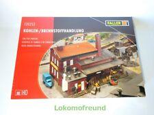 Faller H0 120253, Kohlen-/Brennstoffhandlung, neu