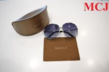 'New Never Used' Gucci GG 2888/S J5GJJ 64/11 135