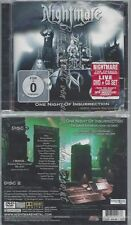 CD--NIGHTMARE--ONE NIGHT OF INSURRECTION