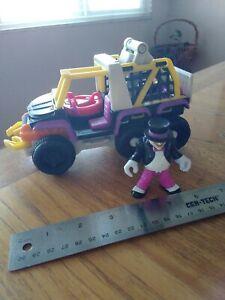 Mattel Imaginext DC Super Friends The Penguin & 6-Wheeler