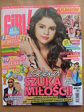 BRAVO GIRL 9/2014 SELENA GOMEZ,The Vamps,The Janoskians,Olivia Holt,Iggy Azalea