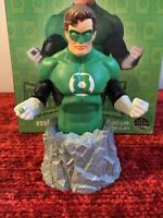 Green Lantern D C Comics Mini-Bust Superman Justice League Batman