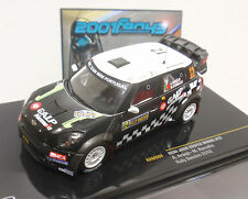 Mini John Cooper Works #12 Rally Sweden 2012 Araujo Ixo RAM 504 1/43