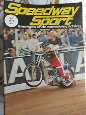 Speedway Sport Nr1 1975