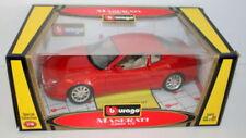 Coches, camiones y furgonetas de automodelismo y aeromodelismo de hierro fundido Maserati