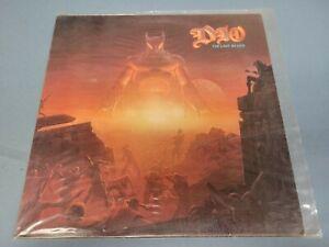 """Vintage 1984 Dio """"The Last in Line"""" LP - Warner Bros. Records (1-25100)"""