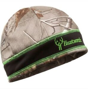 Huntworth Nighthawk Youth Performance Beanie Hunting Realtree Camo Fully Lined