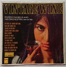 Bollywood LP Enoch Daniels Vintage Wine Angel S/AECX 5270