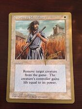 MTG Magic the Gathering SWORDS TO PLOWSHARES GB NM Many available