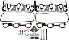 Engine Intake Manifold Gasket Set (Dorman 615-205) for GM Cars W/ 3.1 3.4