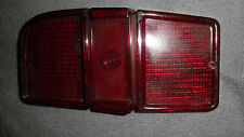 Used or Shelf-Worn New Altissimo#2225014 73-76 Fiat 128 Wag RH Rr Tail Lamp Lens