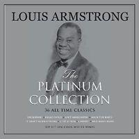 Louis Armstrong - Platinum Collection [New Vinyl LP] UK - Import