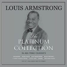 Louis Armstrong - Platinum Collection [New Vinyl LP] UK - Import
