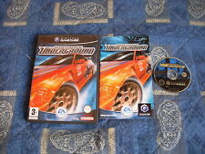 GC: need for Speed: Underground-COMPLETE! Masterpiece! Comp WII! GameCube