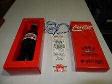 Coca Cola Hot August Nights Reno 1994 Commemorative Coke Bottle Box Set