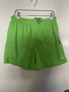 Speedo Swim Short/Shorts/Trunk, Green, XL, New with tags RRP $40