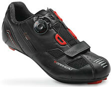 Louis Garneau LS-100 Boa Cycling Road Bike Shoes - Black - 42 (US 8.5)