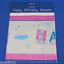 ME TO YOU TATTY TEDDY HAPPY BIRTHDAY BANNER FEMALE CHILD ADULT PARTY CELEBRATION