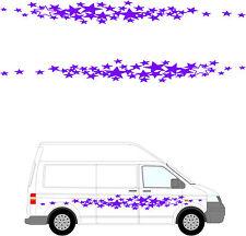 451 - Van Aménagé Graphique, Camping-car Vinyle Kit Décoration / Autocollants