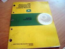 John Deere Jdm Reman Components Parts Catalog Pc2345