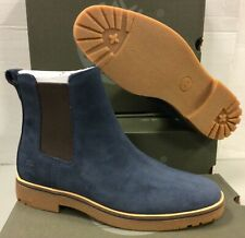 Timberland Folk Gentleman Chelsea Suede Men's Mid Boots Shoes UK 8 / EU 42