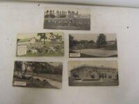Hershey PA Postcards circa 1910 Industrial School Chocolate Co Lot of 5