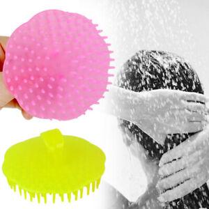 Shampoo  Massager Brush Body  Shower Massage   Comb Gifts Hair  Washing  Head