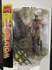 Marvel Select Brown Uniform Wolverine NIB