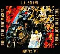 L.A.SALAMI - The City Of Bootmakers Nuovo CD
