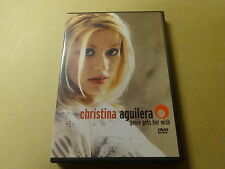 MUSIC DVD / CHRISTINA AGUILERA - GENIE GETS HER WISH