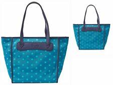 FOSSIL Key Per Shopper Shoulder Bag Teal New In