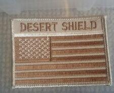 Desert shield patch