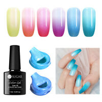 UR SUGAR 7.5ml Pearly Shell Gellack Thermisch Color Changing Soak Off UV Gel