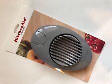 New KitchenAid Grey / Gray Egg Slicer