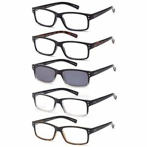 gamma ray readers 6 pairs men and women readers with sun readers flexible spring