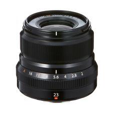 Obiettivo Fujifilm XF 23mm F/2.0 R WR Nero