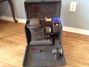Vintage Bell & Howell Filmo Slide Master Slide Projector Circa 1940's !! RARE !!