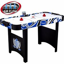 MD Best Hockey air table 48 inch Indoor - Electronic Score Game Air Powered
