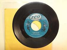 "M.G.& THE ESCORTS:I Can't Go On-One Who Wants You-Canada 7"" 66 REO Records 8960X"
